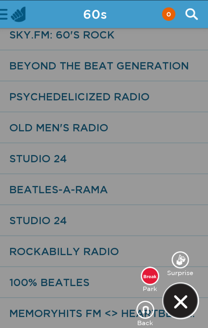 Hitch Radio