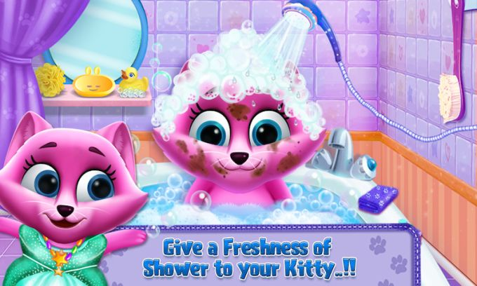 Baby Kitten Care and Salon