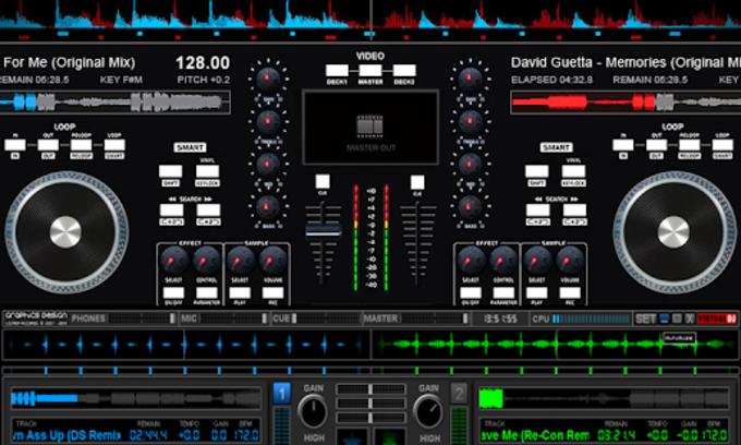 Professional DJ Player Pro