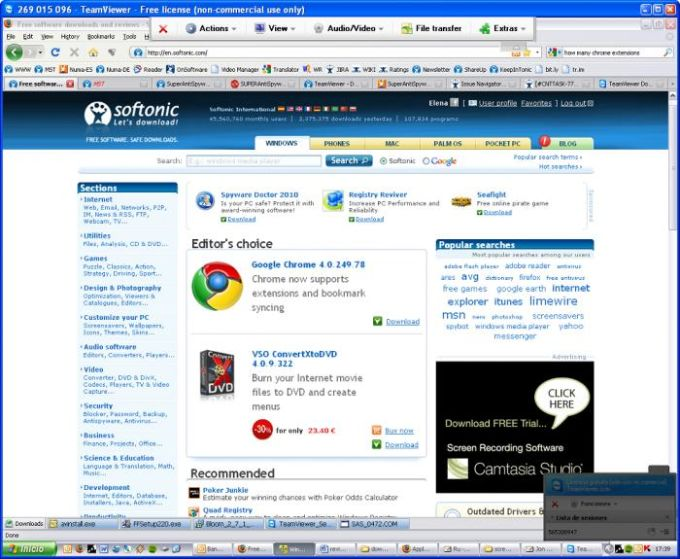 TeamViewer Portable - Download