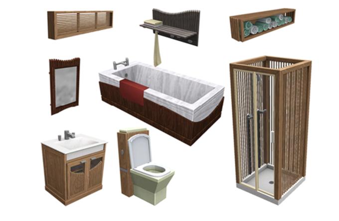 Les Sims 3: Suites de rêve Kit