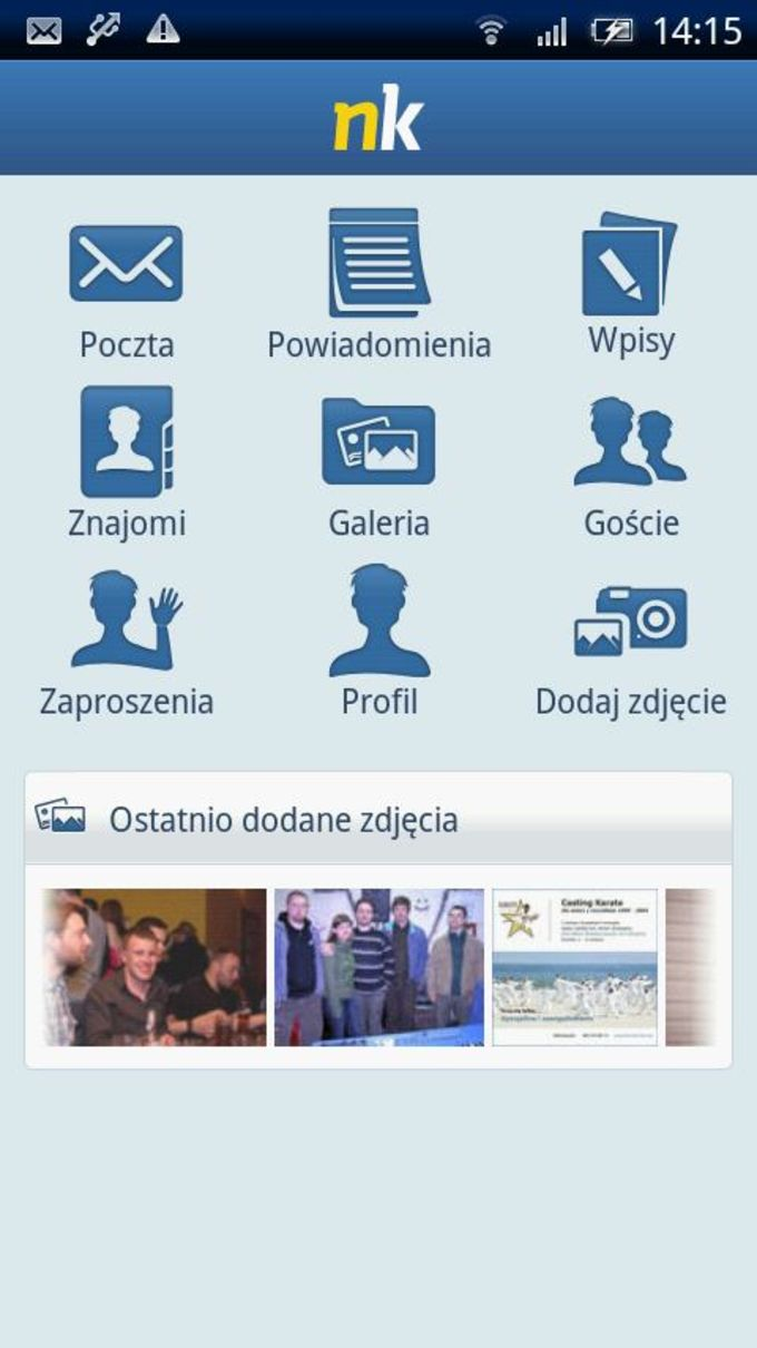Nk.pl na Android