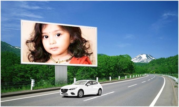 Hoarding Photo Frames FREE