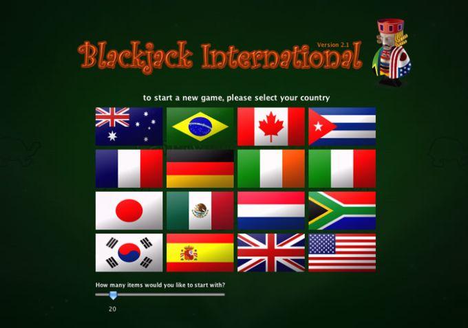 Blackjack International