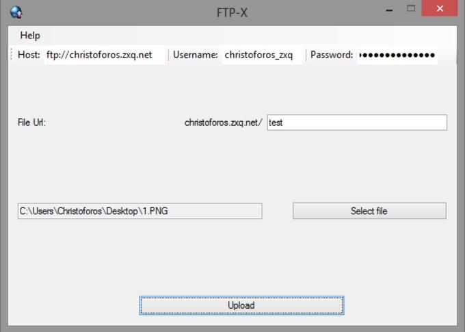 FTP-X
