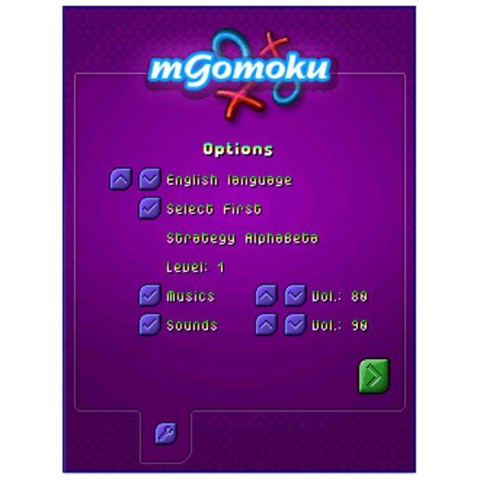 mGomoku