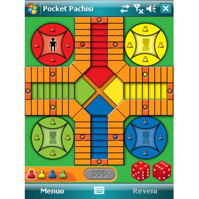 Pocket Pachisi