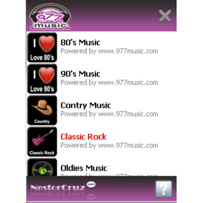 977Music Mobile Radio