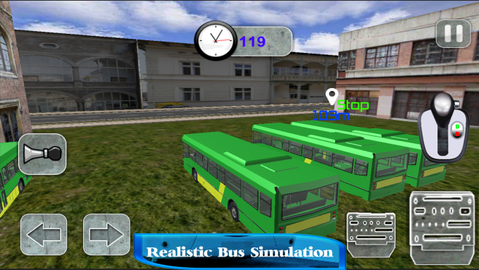 Bus Transport Simulator - Race
