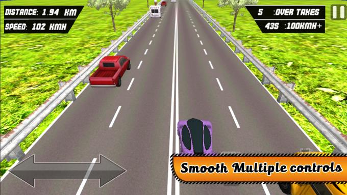 Furious Smashy Traffic Road