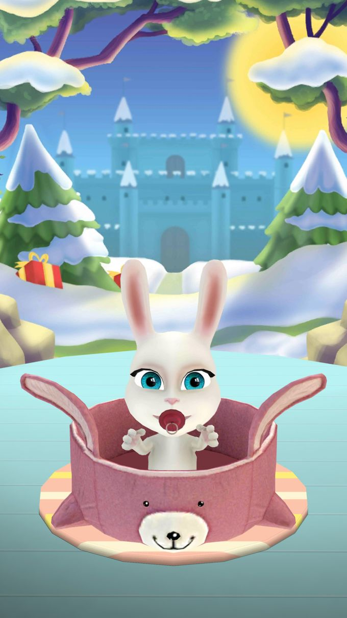 My Talking Bella Virtual Pet
