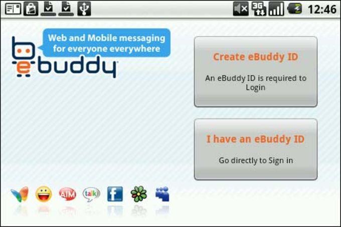 eBuddy Messenger