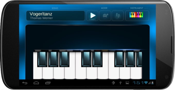 Piano Práctica virtual