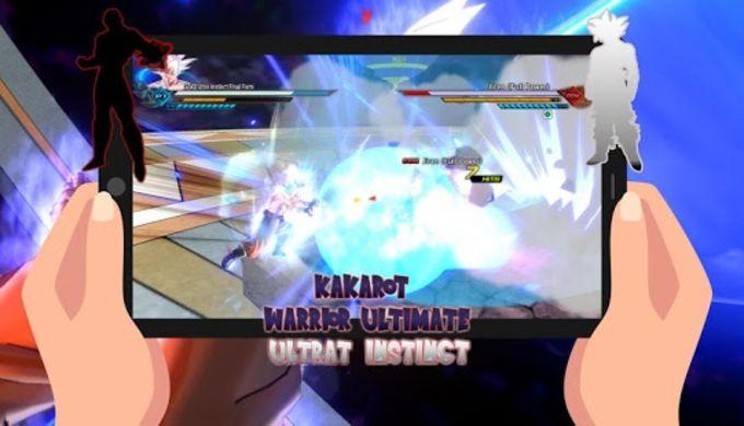 Kakarot Warrior Mastered Ultrat Instinct 2