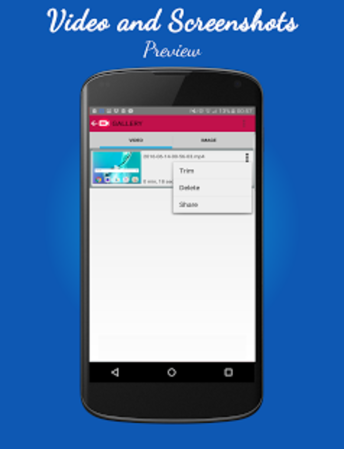 screen recorder with facecam for android download
