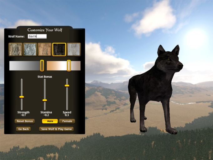 WolfQuest Amethyst Mountain Deluxe