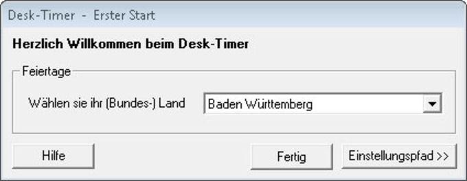 Desk-Timer