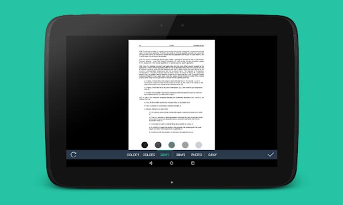 Mini Scanner -Free PDF Scanner App
