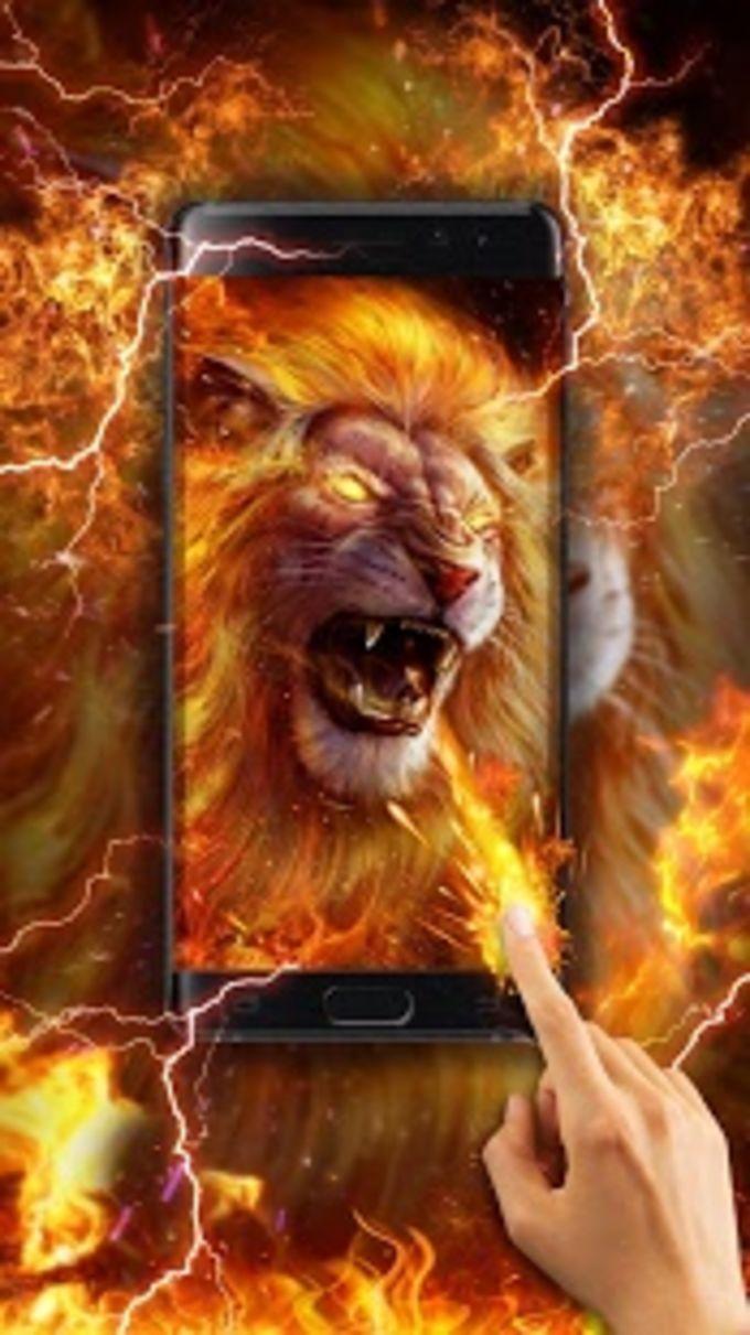 Roaring Lion Live Wallpaper