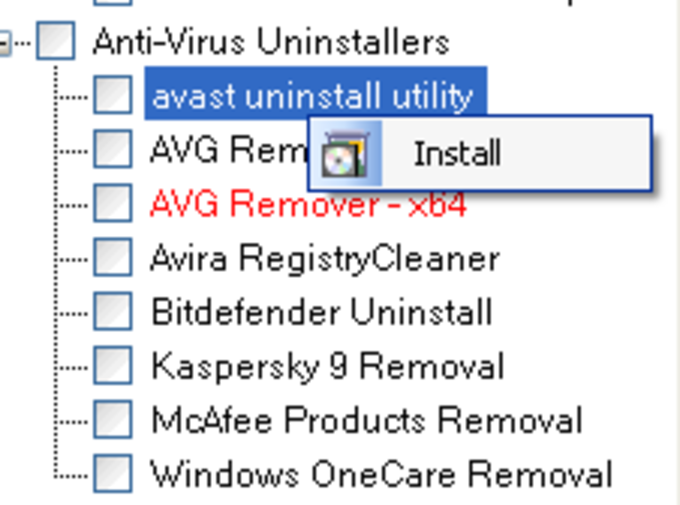 Anti-Malware Toolkit