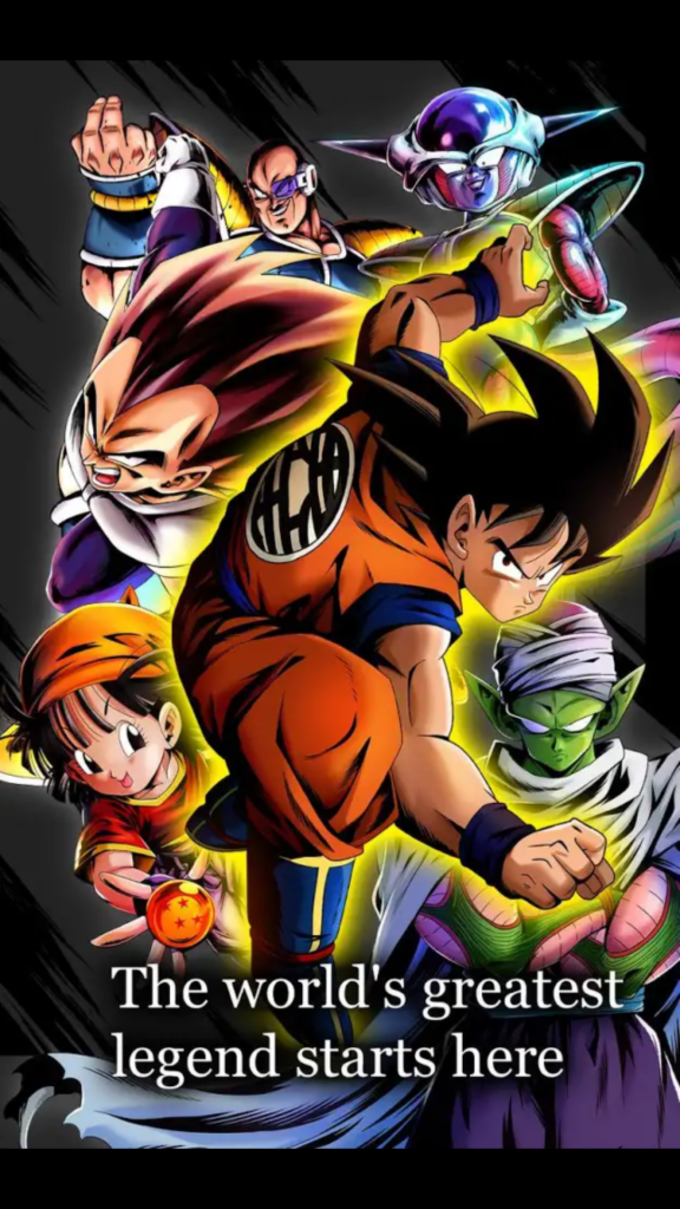 Dragon Ball Legends For IPhone