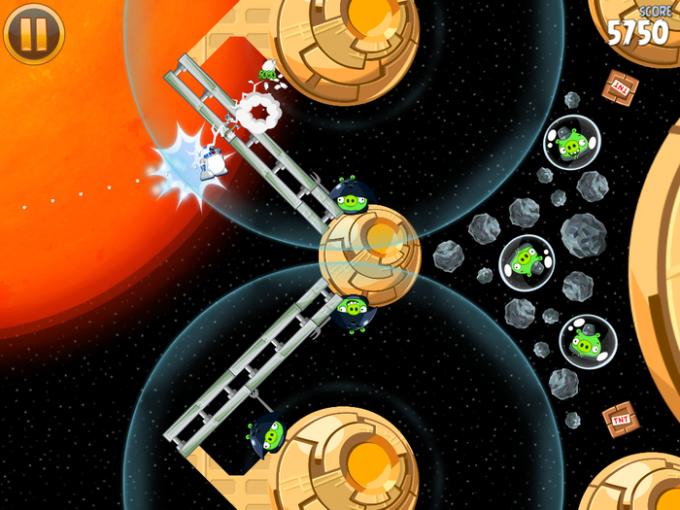 Angry Birds Star Wars voor Windows 10