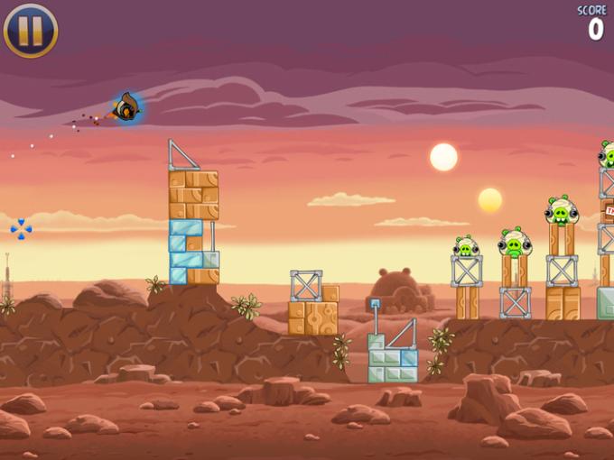 Angry Birds Star Wars für Windows 10