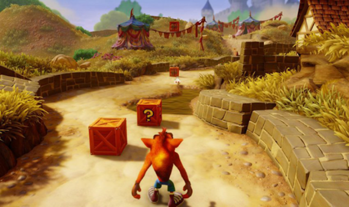 crash bandicoot n for android download