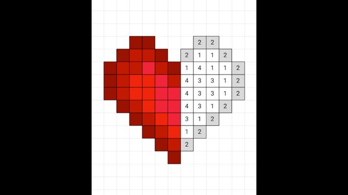 Sandbox Coloring Pixel Art