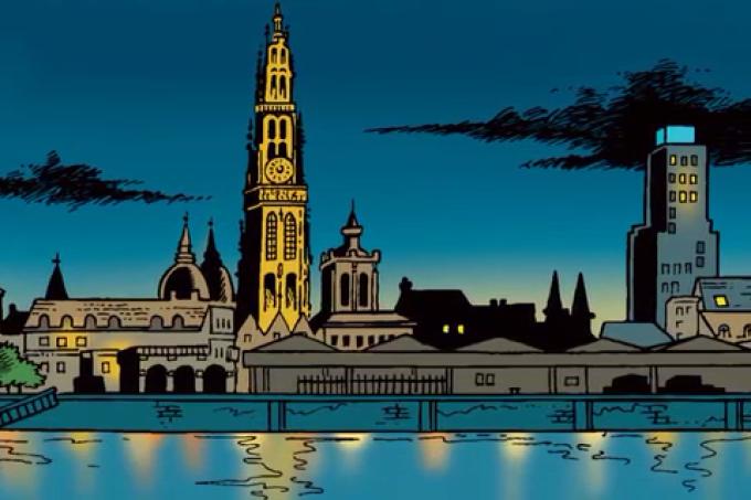 Suske en Wiske: De Stuivende Stad