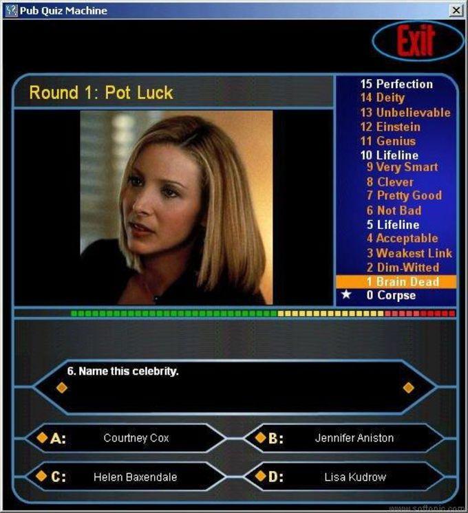 Pub Quiz Machine