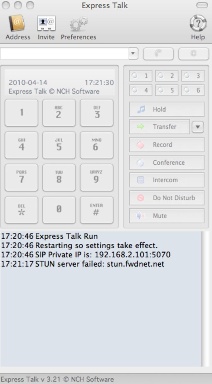 Express Talk