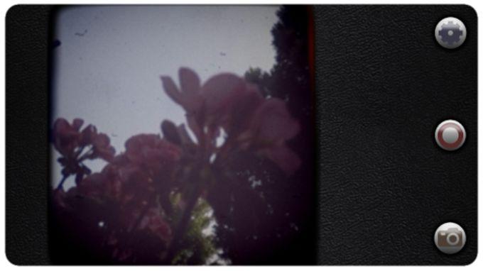 Vintage 8mm Video Camera