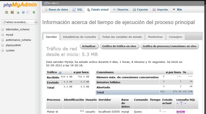 Zystem Web Server