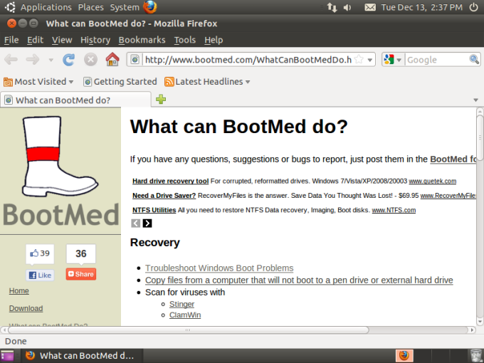 BootMed