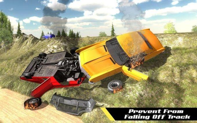 Realistic Car Crash Simulator Beam Damage Engine for Android - Download