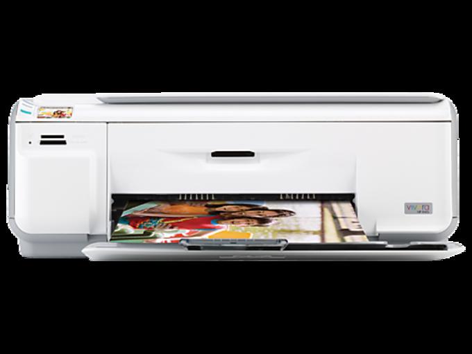драйвер для принтер hp c4483