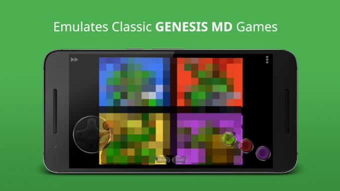 Cool Genesis Emulator for MD