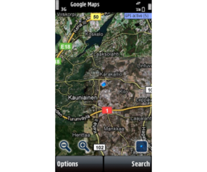 Google maps for symbian download enjoy google maps on your phone gumiabroncs Choice Image