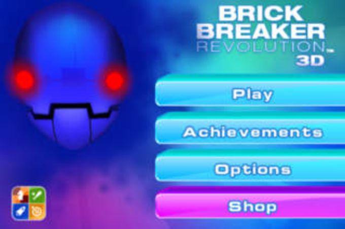 3D Brick Breaker