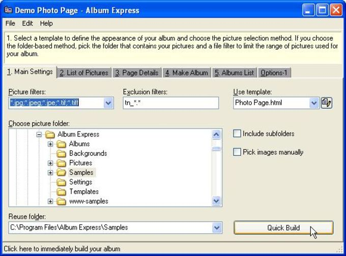Album Express
