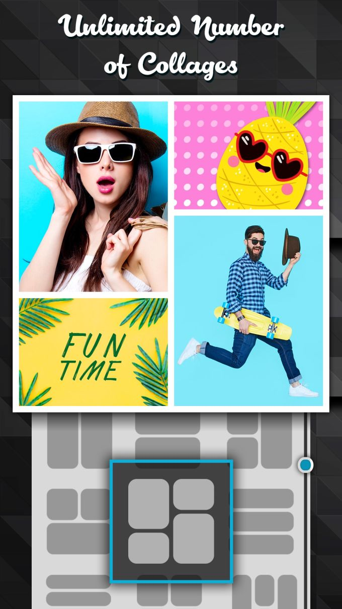 Collage Maker - Photo Grid & Montage