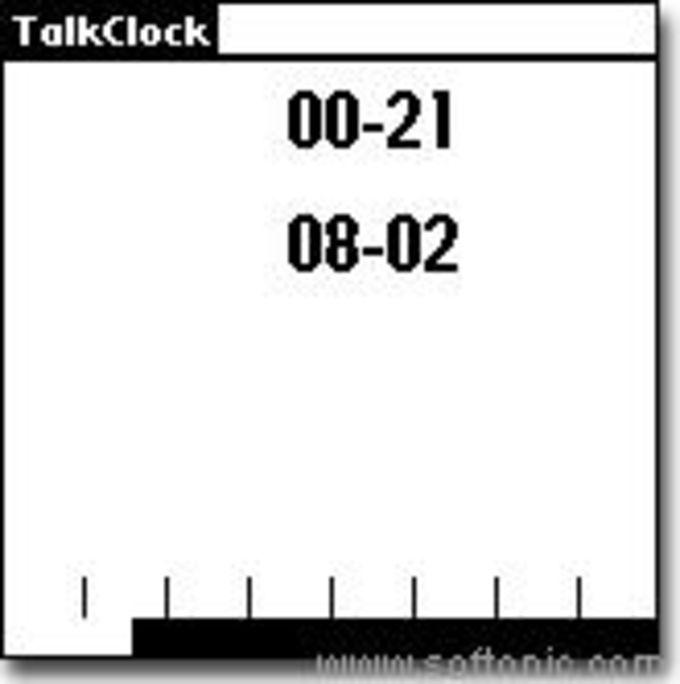 talkclock