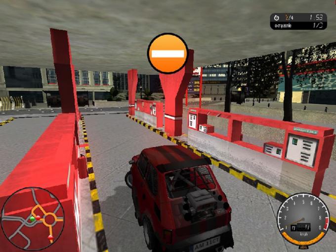 Maluch Racer 3