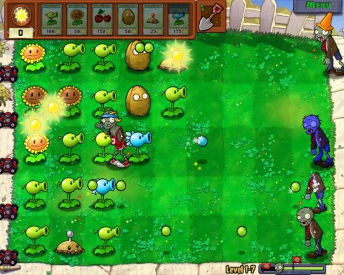 プラント vs. ゾンビ(Plants vs Zombies) for Windows