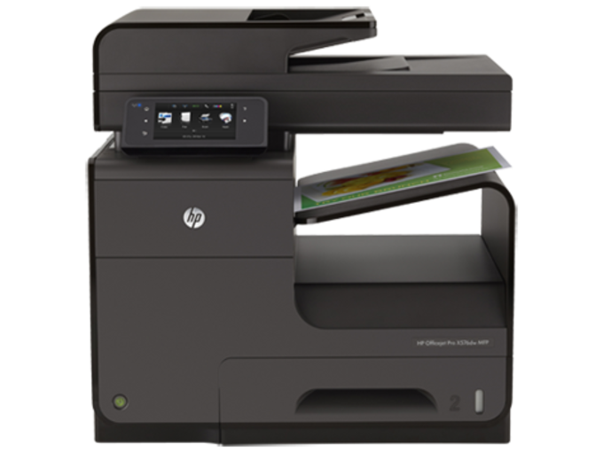 HP Officejet Pro X576 Multifunction Printer series drivers