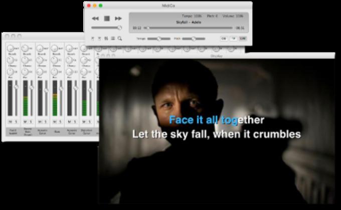 MidiCo Karaoke Player and Maker