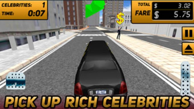 Limo Driver Simulator 2014 3D Free