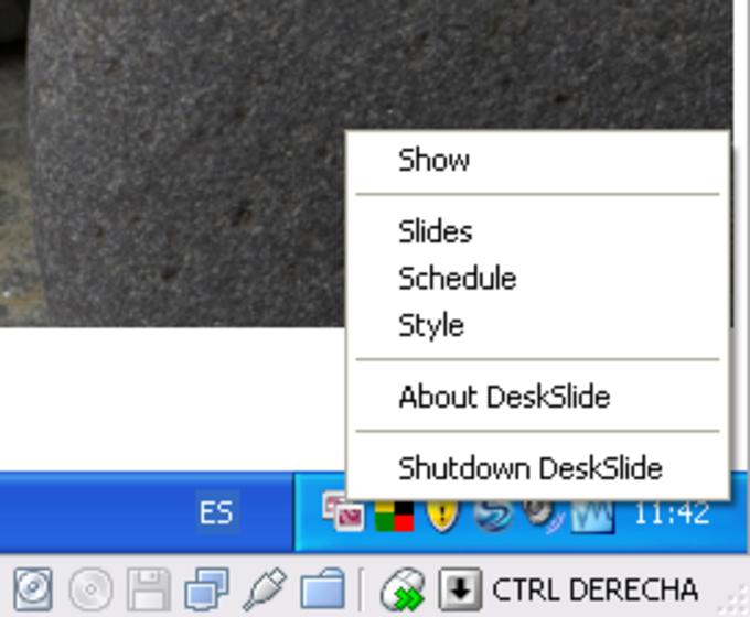 Deskslide
