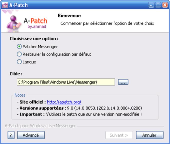 A-Patch